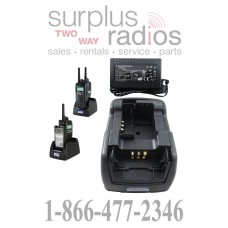 Power Products TWC2M + TWP-KW3-D Dual Radio Charger for Kenwood NX220 NX320 TK2140 TK3140 TK3173 TK2170 TK3170 and more