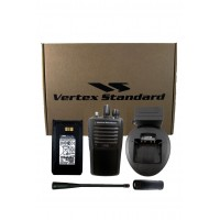 Vertex VX-261-G6 UNI UHF 403-470MHz 5 Watt 16 Channel Portable Two Way Radio