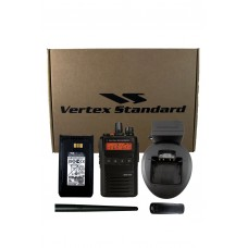 Vertex EVX-534-DO-5 VHF 136-174mhz 5 watt 512 channel/32 groups analog/digital portable radio