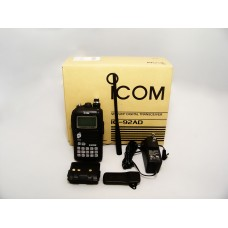Icom IC-92AD 92AD 5 watt 1304 channels D-STAR dual band UHF VHF scanner