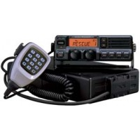 Vertex VX-6000VC AC024N005-VXRM with remote head VHF 148-174mhz 110 watt 250 channel mobile radio