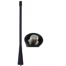 UHF Whip antenna for Motorola CP200 P1225 PR400 P1225 HT1250 HT750 and more
