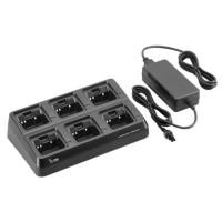 Icom BC197 13 gang charger