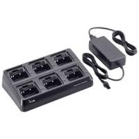 Icom BC197 22 rapid gang charger
