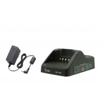 Icom BC225 smart rapid charger kit for the F3400 F4400 series radios
