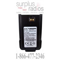 HYT BL1719 liion battery for HYT TC-508 TC518 TC580