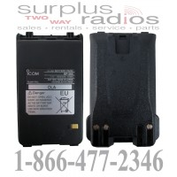 Icom BP265 li-ion battery for icom F3001 F4001 series