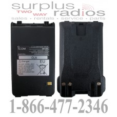 Icom BP265 li-ion battery for icom F3001 F4001 series