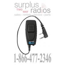 BluComm BT-501 K1 bluetooth adapter K1 for Kenwood TK3160 standard two pin series radios