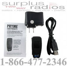 Pryme-Blu BT-PTT bluetooth wireless PTT switch to be used with bluetooth adapters