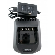 Rapid charger C24 for Kenwood TK2100 TK3100 TK3101 TK260 TK360 TK272 TK372 and more