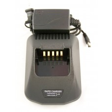 Rapid tri-chemestry charger C25 for Kenwood TK3160 TK3140 3170 TK3360 TK2160 and more