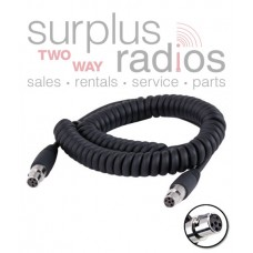 Rugged Radios CC-HSDIRECT Headset Direct to Intercom Coil Cord