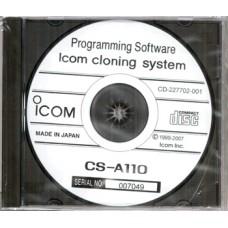 Icom CSA110 programming software