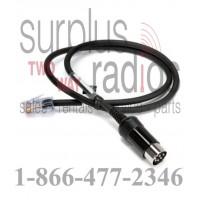 Vertex CT-104A programming cable for VX-2100 VX-2200 VX-4500 VX-4600 EVX-5300 EVX-5400 VXR7000 VXR9000
