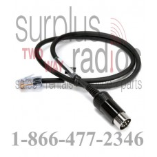 Vertex CT-104A programming cable for VX-2100 VX-2200 VX-4500 VX-4600 EVX-5300 EVX-5400 VXR7000 VXR9000