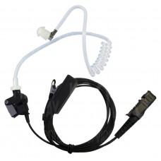 2 Wire Nylon Surveillance Headset Motorola XPR3300 XPR3500 XPR3300E XPR3500E