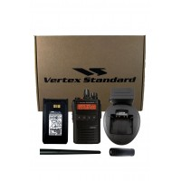 Vertex EVX-534-D0-5 IS AC115N021-VX Intinsically Safe 5 Watt 512 Channel VHF 136-174MHZ Digital Analog Radio