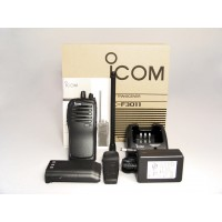 Icom IC-F3011 41 RC 5 watt 16 channel 136-174 mhz portable radio