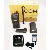 Icom IC-F3021S 41 DTC 5 watt 128 channel 136-174mhz radio