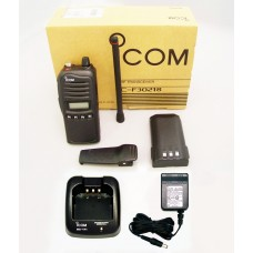 Icom IC-F3021S 41 DTC 5 watt 128 channel 136-174mhz radio