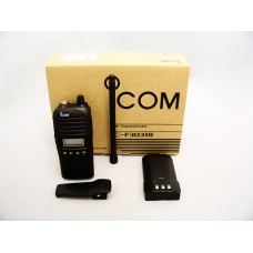 Icom IC-F3031S 81 DTC VHF 5 watt 128 channels 136-174 mhz portable radio