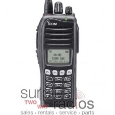 Icom F3161 DS 71 RC VHF 5 watt 512 channel IDAS digital/analog 136-174 MHz
