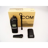 Icom IC-F3161S 51 DTC 5 watt 512 channel 136-174mhz two way radio