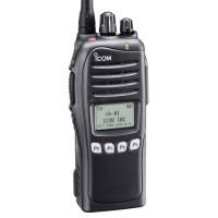 Icom F3161S 55 IS VHF 5 watt 512 channel 136-174 MHz portable radio