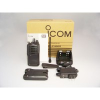 Icom F4001 43 RC UHF 4 watt 16 channels 450-512 MHz