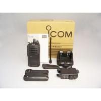 Icom F4001 43 RC UHF 4 watt 16 channels 450-512 MHz