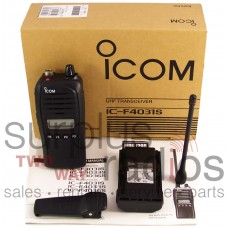 Icom F4031S 73 UHF 4 watt 128 channels 450-512 MHz