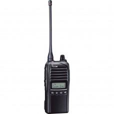 Icom IC-F4031S 72 water submersible 4 watt UHF 128 channels 400-470mhz portable radio