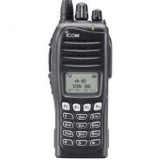 Icom F4161T 46 UHF 5 watt 512 channel 450-512 MHz DTMF