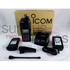 Icom F4261DT 01 RC IDAS digital ready UHF 5 watt 512 channel 400-470 MHz