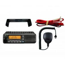 ICOM F6061 16 UHF 450-512mhz 45 watts 512 channels plus LTR channels mobile radio