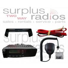 Icom F6121D 57 IDAS UHF 400-470mhz 45 watt 128 channels digital and analog mobile radio