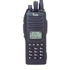 Icom F70DT 11 VHF 5 watt 256 channels 136-174 MHz full P25 digital