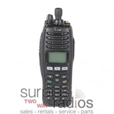 Icom F9011T 10 VHF 6 watt 512 channels 136-174 MHz DTMF LCD P25 digital