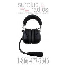 Pryme HBB-EM Series Dual Earmuff Headset (Requires K-Cord)
