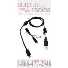 Motorola HKKN4025A CLP programming cable for motorola CLP series