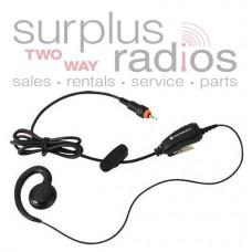 Motorola HKLN4455A single pin PTT earpiece for CLP series
