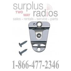 Motorola HLN9073B hang clip with screws for XPR4550 CDM750 CDM1250 CM200 CM300 PM400