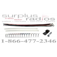 Motorola HLN9242A expanded accessory terminal kit for radius series mobiles