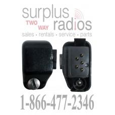 Motorola HLN9482A GP350 multi pin audio adapter to 2 pin
