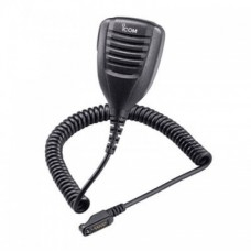 Icom HM-169 IS FM approved waterproof speaker microphone with longer belt clip