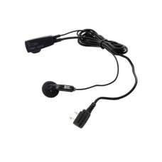 Icom earphone PTT headset HM-128L F3001 F4001 F3011 F4011 F24 F14 F4021S