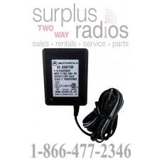 Motorola HTN8232A 10-hour wall charger for SP10 SP21 MV11C MU21CV MV21CV SP50+ MV24