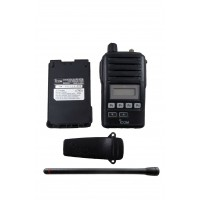 Icom F50V 01 waterproof VHF 5 watt 128 channel 136-174mhz