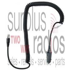 RACING KCORD CAR HARNESS FOR ICOM RADIOS F4161T F4161DS F50 F60 F70 F80DT F3161